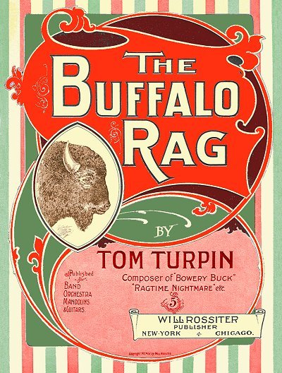 buffalo rag cover