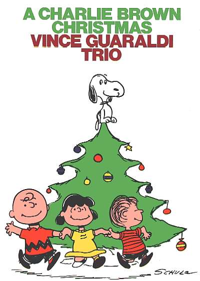 A Charlie Brown Christmas Soundtrack.A Charlie Brown Christmas Soundtrack Cover