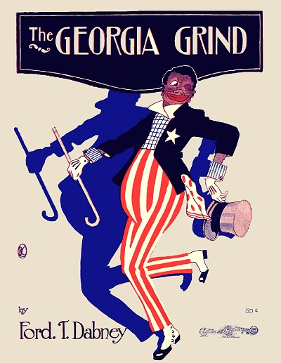 the georgia grind cover