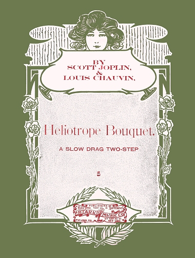 heliotrope bouquet cover