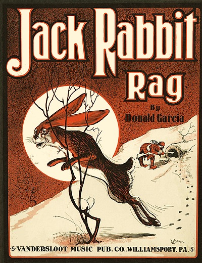 jack rabbit rag cover