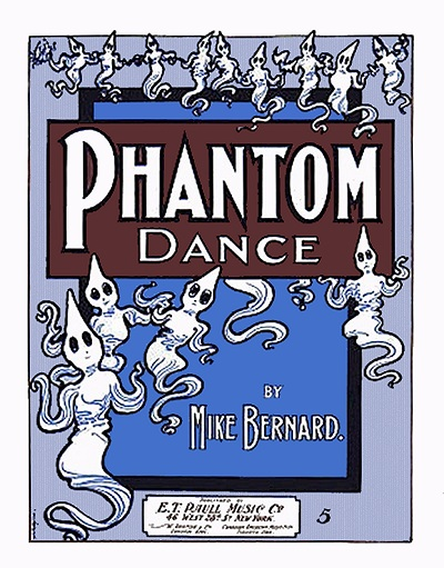 phantom dance cover