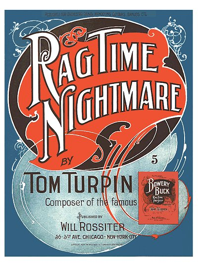 ragtime nightmare cover