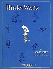 binks' waltz cover