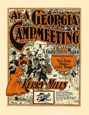 at a georgia campmeeting cover