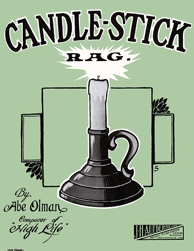 candlestick rag cover