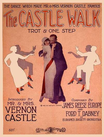 the castle walk cover
