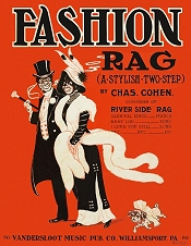 fashion rag cover