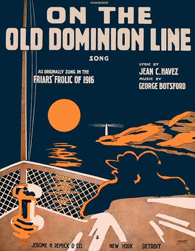 old dominion line cover
