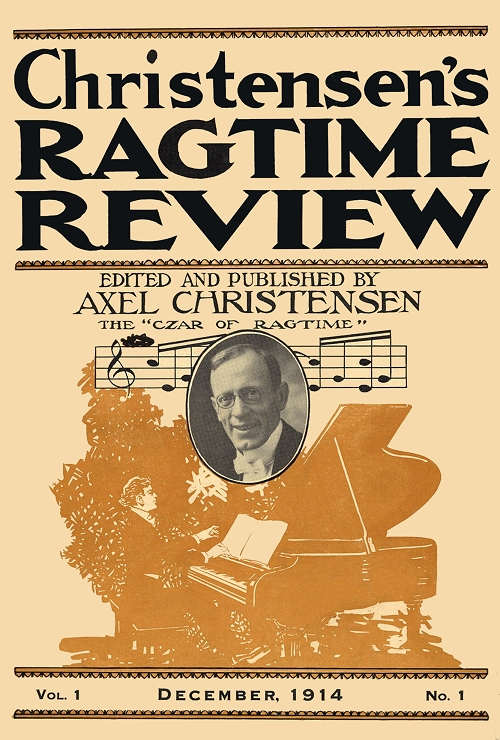 the first edition ragtime review cover