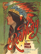 red wing cover