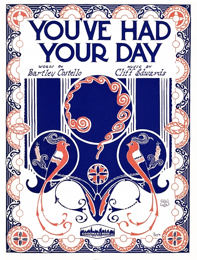 you've had your day cover